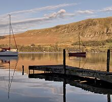 Down On Ullswater by Roger Green