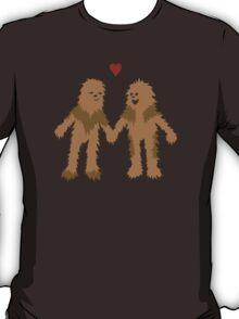 Wookiee love T-Shirt