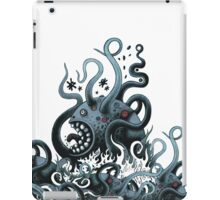 Octoworm (blue version) iPad Case/Skin