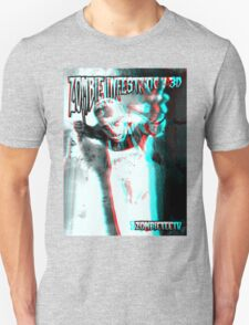 3D Zombie Infestation T-Shirt