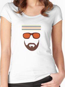 """The Royal Tenenbaums"" Richie Tenenbaum Women's Fitted Scoop T-Shirt"