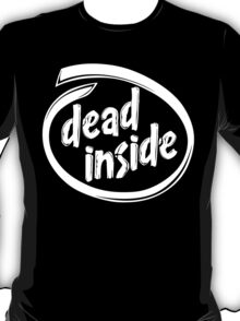 Intel Dead Inside T-Shirt