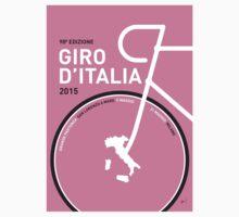 MY GIRO D'ITALIA MINIMAL POSTER 2015 T-Shirt