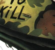 Full Metal Jacket logo Sticker