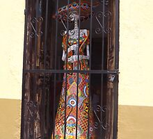 """Cinco de Mayo"" Skeleton In The Window by Eleanor Wylie"