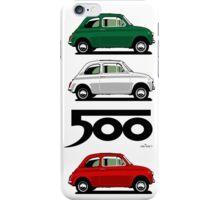 Classic Fiat 500 iPhone Case/Skin