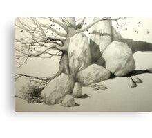 Wizard's Tree Canvas Print