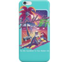 Rock Synthetix.FM  iPhone Case/Skin