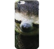 Smiling Sloth iPhone Case/Skin