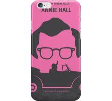 No147 My Annie Hall minimal movie poster iPhone Case/Skin