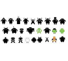 Android Explorer ! Photographic Print