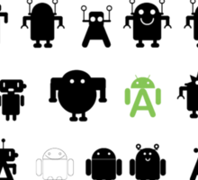 Android Explorer ! Sticker