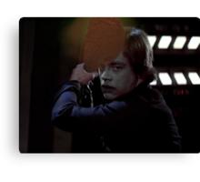 Luke Skywalker Nugget Jedi Canvas Print