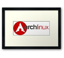 ArchLinux Ultimate ! Framed Print