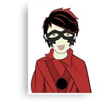 Mike-Ro-Wave Canvas Print