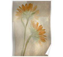 Sunflowers Fresco Poster