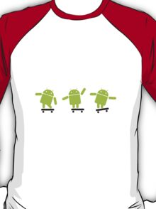 Android Explorer ! T-Shirt