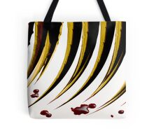 RED QUILL Tote Bag