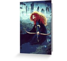 Merida Greeting Card