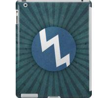 The Quicksilver iPad Case/Skin
