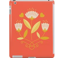 flowers everywhere/3 iPad Case/Skin