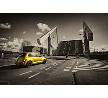 PT cruiser bridge  Photographic Print