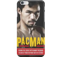MANNY PACQUIAO | PAC-MAN iPhone Case/Skin
