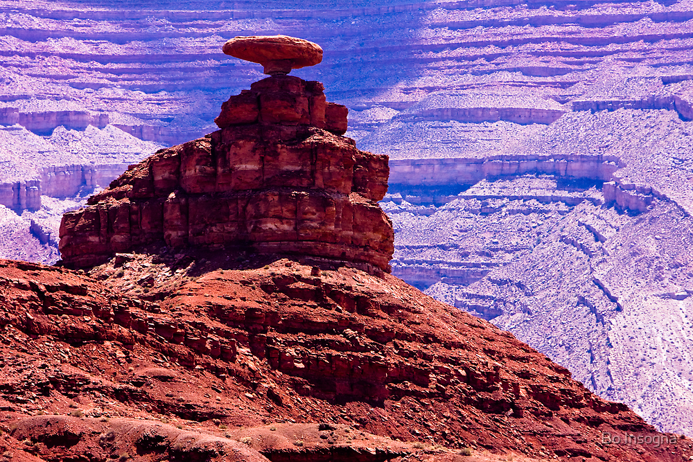 Mexican Hat by Bo Insogna