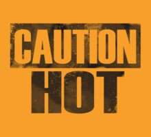 Caution: Hot by Abby Castro