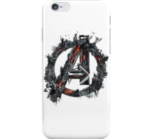 Avenger Logo 1 iPhone Case/Skin