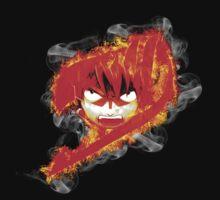 Fire Natsu Kids Clothes