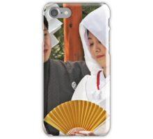 Wedding Portrait iPhone Case/Skin