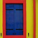 RED YELLOW BLUE by June Ferrol