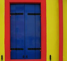 RED YELLOW BLUE by June Ferrol