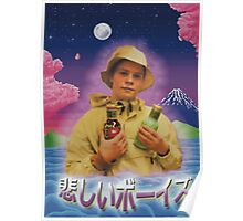 YUNG LEAN   LONG SLEEVE  ARIZONA Poster