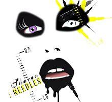 NEEDLES - Sharon Needles by TheeFunk
