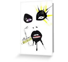 NEEDLES - Sharon Needles Greeting Card