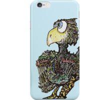 birdman scissorhands iPhone Case/Skin