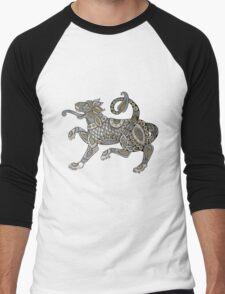 Celtic Lion Tee Men's Baseball ¾ T-Shirt