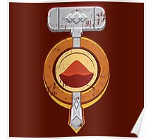 Ironforge Tabard Crest Poster