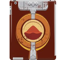 Ironforge Tabard Crest iPad Case/Skin