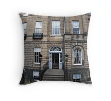 doors & windows Throw Pillow