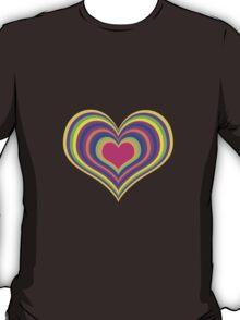 Hypno Heart T-Shirt T-Shirt