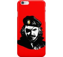 Big Boss Che Guevara  iPhone Case/Skin