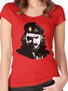 Big Boss Che Guevara  Women's Fitted Scoop T-Shirt