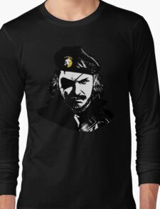 Big Boss Che Guevara  Long Sleeve T-Shirt