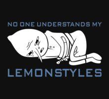 Earl Lemongrab Lemonstyle - Adventure Time by MasquedMinis
