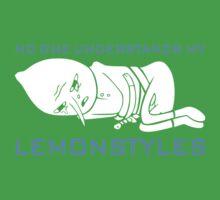 Earl Lemongrab Lemonstyle - Adventure Time Kids Clothes