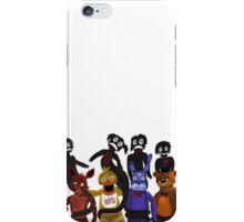 FNAF Art iPhone Case/Skin