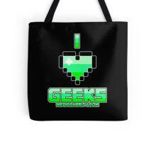 I <3 Geeks - Medic Tote Bag